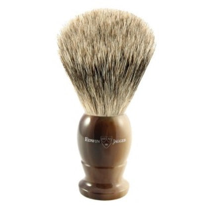Edwin Jagger Light Horn Badger Shaving brush
