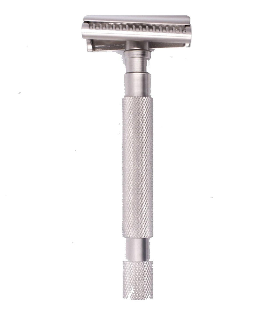 Parker Semi Slant Satin Chrome Razor