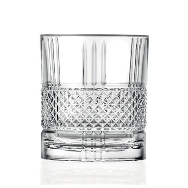 RCR Double Old Fashioned Whisky Tumbler