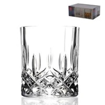Crystal Whisky Glasses by RCR
