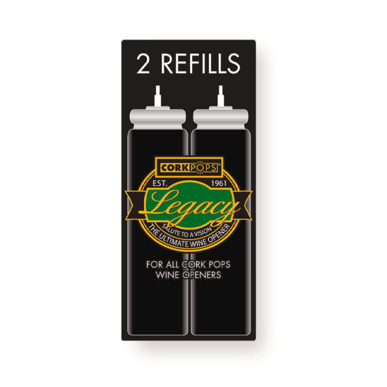 Corkpop Refills Box of 2