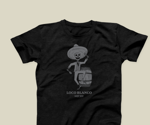 Loco Blanco Short Sleeve t-shirt