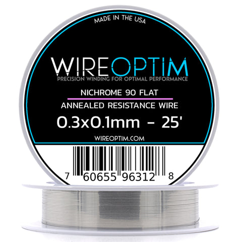 Nichrome Series 90 - Ribbon Flat Wire