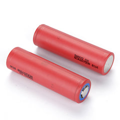 Sanyo NCR20700B 20700 4250mAh 15A  Flat Top Battery