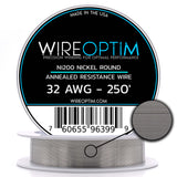 Annealed Nickel Wire Ni200 (NON RESISTANCE)