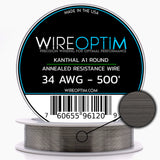 Kanthal A1 Resistance Wire (Even Gauges)