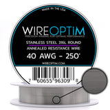 Stainless Steel 316L Round Wire