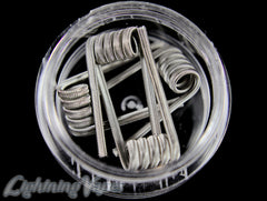 Alien Wire - LV Handcrafted Coils With Cotton Bacon Bits