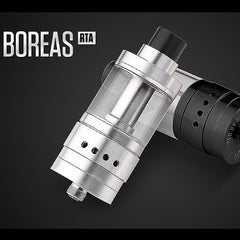Tutorial - Augvape Boreas RTA Rebuild & Wicking