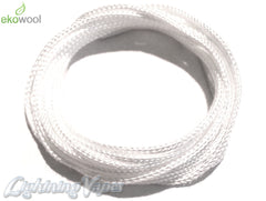 Genuine Ekowool Braided Silica Core Wick (SCN)
