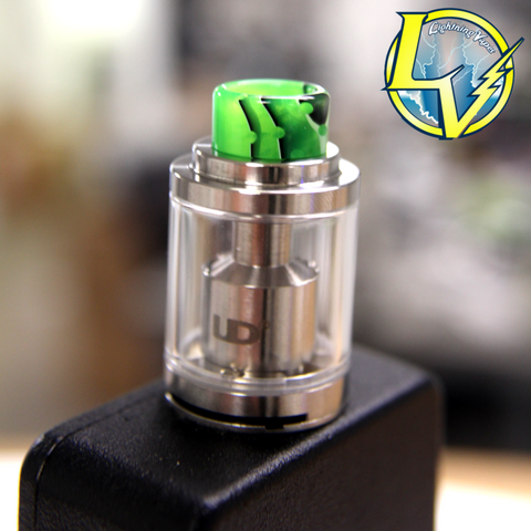 Tutorial - Custom Goblin Mini Drip Tip, A Lightning Vapes Creation