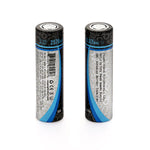 Hohm WORK 2 INR 18650 24.7A(CC) 41.3A(P&P) 2576mAh Batteries