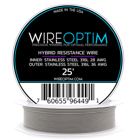 Hybrid Wire Spools - 25'