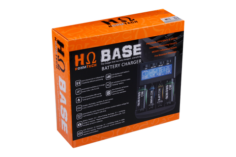 Hohm Tech Hohm Base V3 - 4 Bay Smart Battery Charger