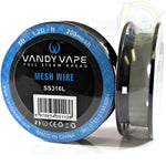 Vandy Vape Mesh Wire Spools - 5 Feet
