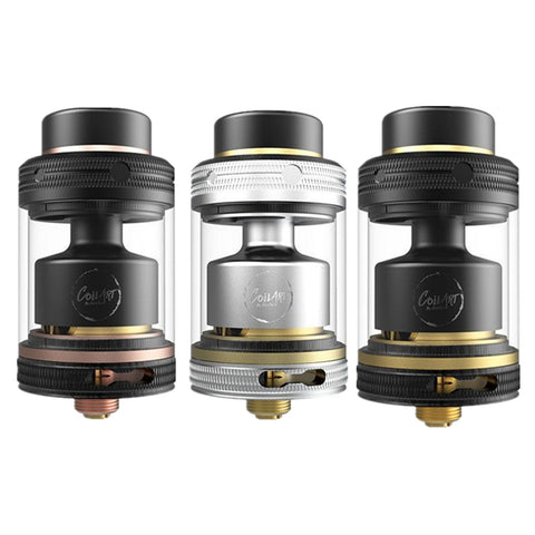 Tutorial - CoilArt Mage V2 RTA Rebuild & Wicking