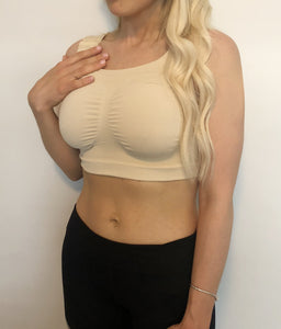 Compression Bra - Moderate Support
