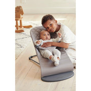 Baby Bjorn - Bouncer Bliss (Sand Grey) PRE ORDER LATE APRIL