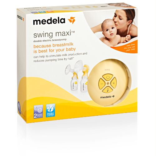 Medela - Swing Maxi Double Electric Breast Pump