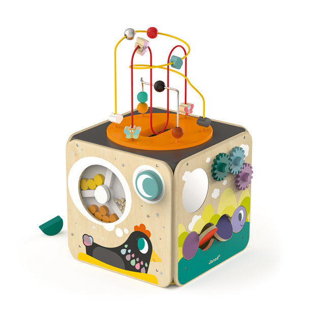 Multi Activity Looping Toy