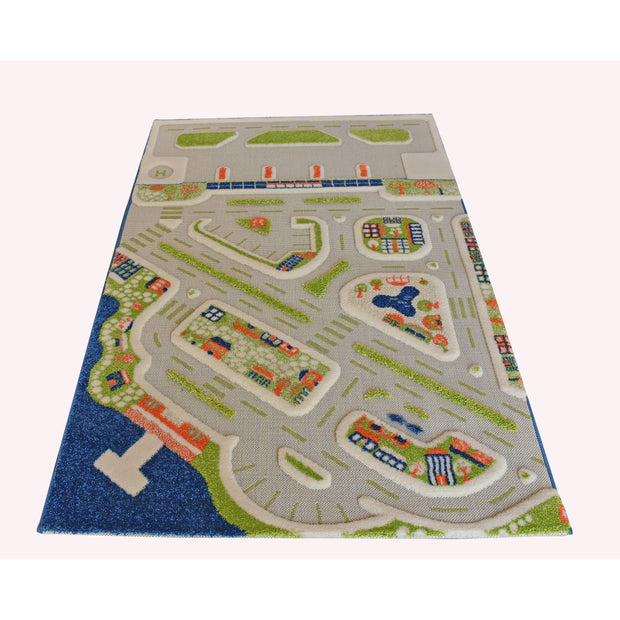 IVI - Mini City Rug (Medium)