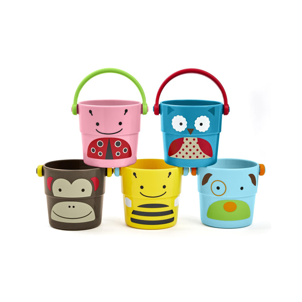 Skip Hop - Zoo Stack and Pour Buckets