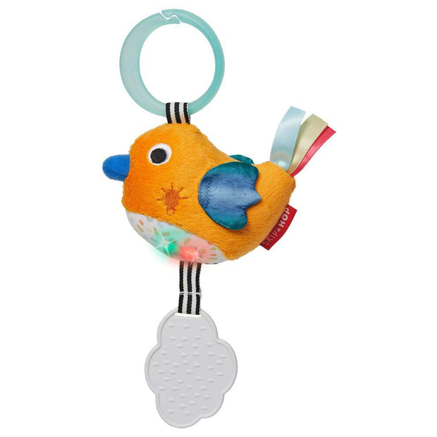 Skip Hop -  Vibrant Village Light Up Bird Stroller Toy