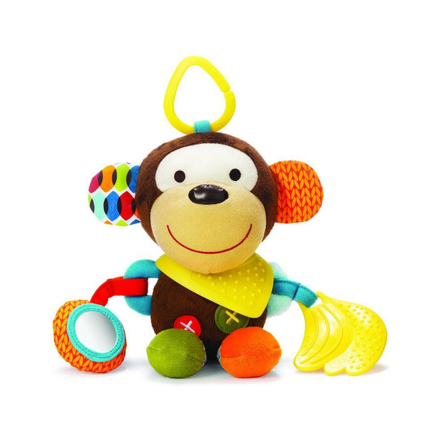 Bandana Buddies Stroller Toy (Monkey)