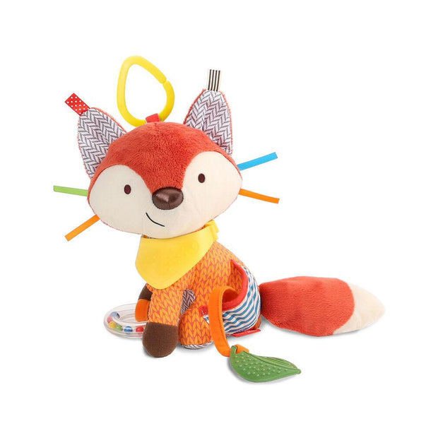 Bandana Buddies Stroller Toy (Fox)