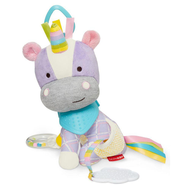 Bandana Buddies Stroller Toy (Unicorn)