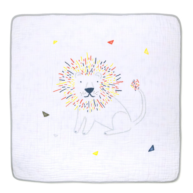 Leader of the Pack Classic Muslin Dream Blanket