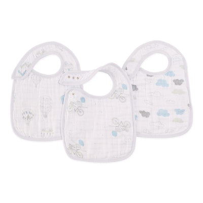 Snap Bibs Night Sky Reverie 3 Pack