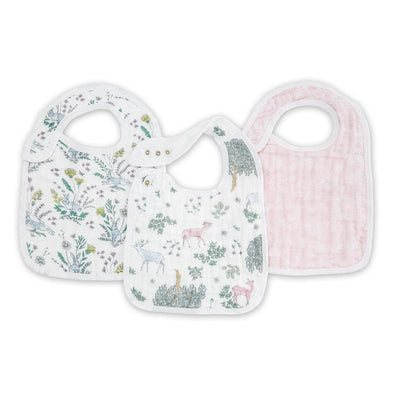 Snap Bibs Forest Fantasy 3 Pack