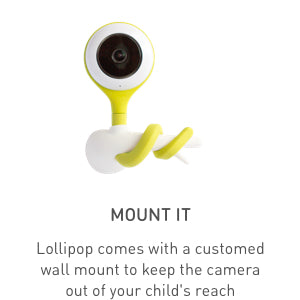 Lollipop Smart Camera