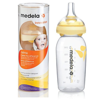 Medela - Calma Feeding Device with 250ml Bottle
