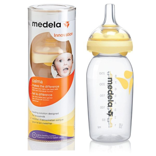 Calma Feeding Device with 250ml Bottle