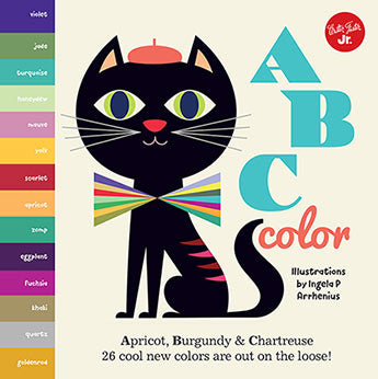 ABC Colour (Little Concepts) by Ingela P Arrhenius