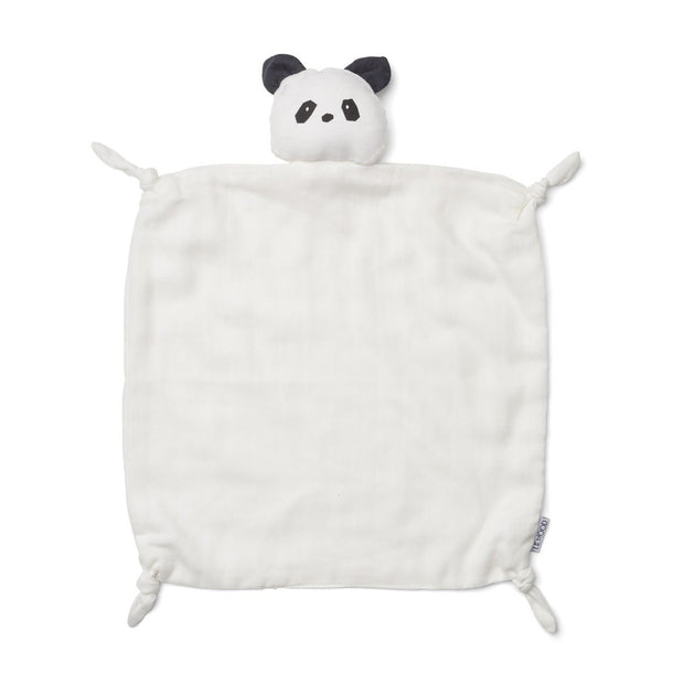 Agnete Cuddle Cloth (Panda Creme)