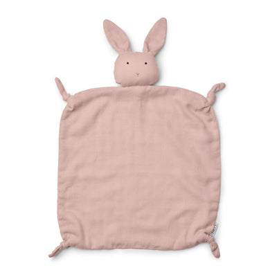 Agnete Cuddle Cloth (Rabbit Rose)