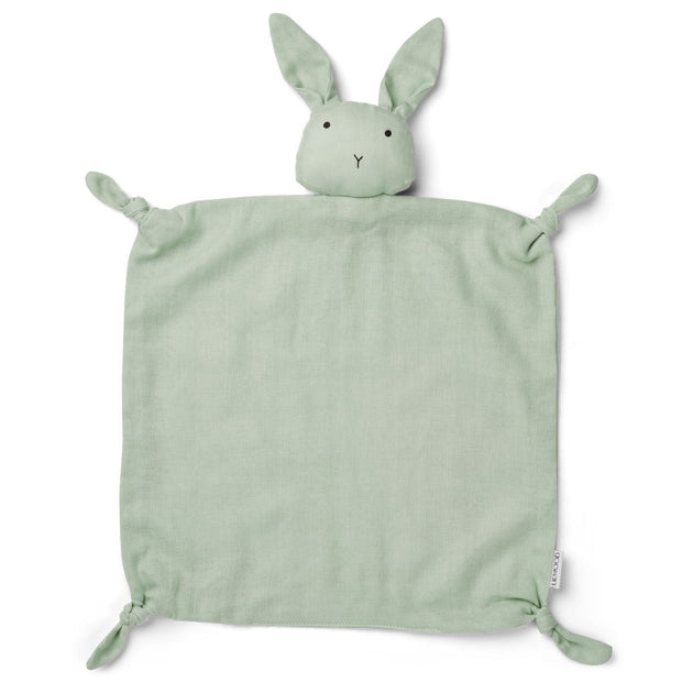 Agnete Cuddle Cloth (Rabbit Dusty Mint)