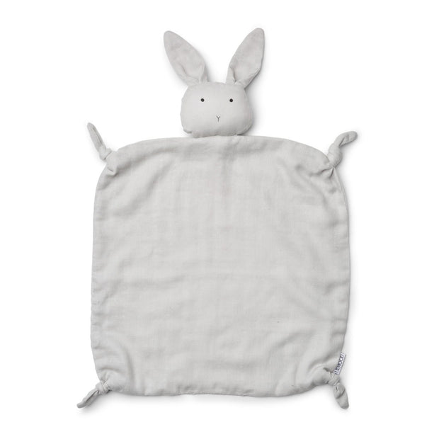 Agnete Cuddle Cloth (Rabbit Dumbo Grey)