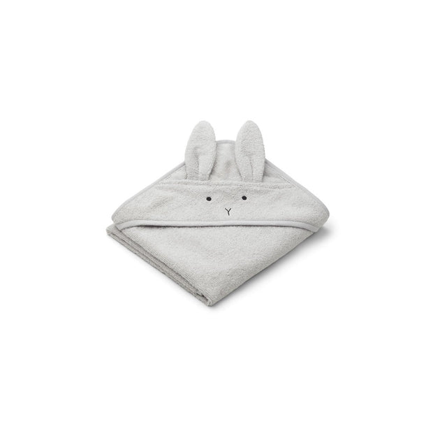 Liewood - Albert Hooded Baby Towel VARIOUS COLOURS