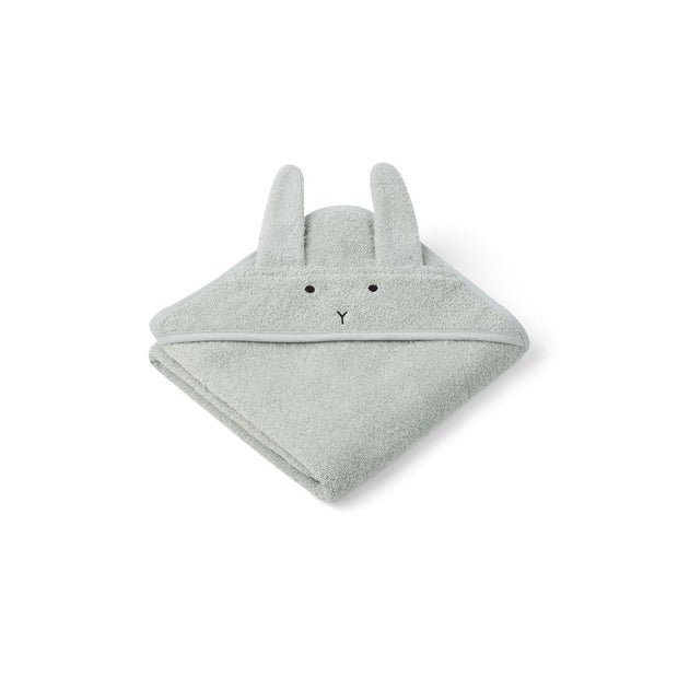 Albert Hooded Baby Towel VARIOUS COLOURS
