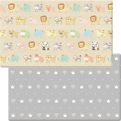Dwinguler Mat  - Animal Parade (Extra Large)