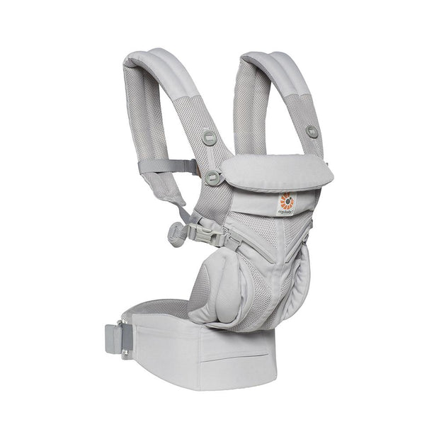 Ergobaby - Omni 360 Cool Air Mesh Baby Carrier (Pearl Grey)