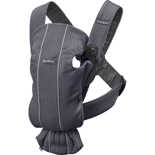Baby Bjorn - Baby Carrier Mini (Anthracite Mesh)