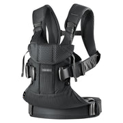 Baby Bjorn - Baby Carrier One Air (Black 3D Mesh)