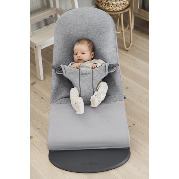 Baby Bjorn - Bouncer Bliss (Light Grey 3D Jersey)