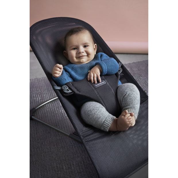 Baby Bjorn - Bouncer Bliss (Anthracite Mesh)