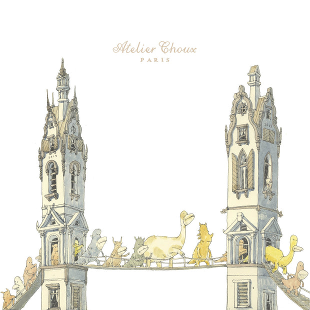 Atelier Choux - Tower Bridge Swaddle